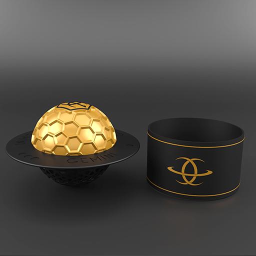 Gemini Gold Bowl