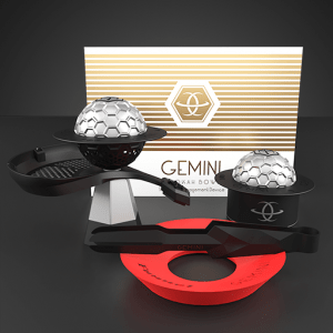 Gemini Bowl Silver Extended Package