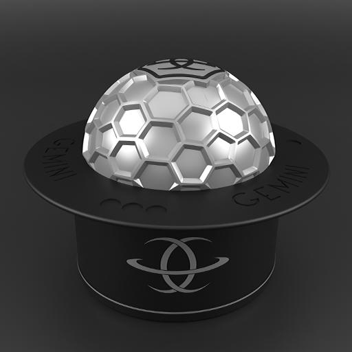 Gemini Hookah Bowl Stand