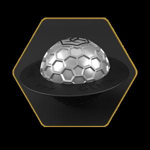 Gemini Silver Bowl
