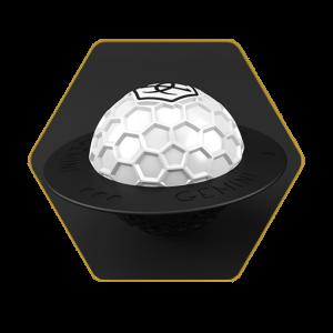 Gemini White Bowl